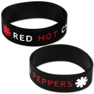 Red Hot Chili Peppers - Rubber Wristband